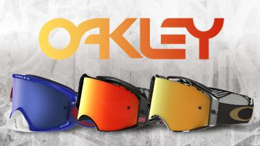 OAKLEY - Moto Diffusion