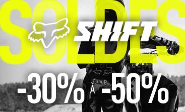Soldes Shift - Moto Diffusion