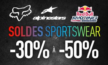 Soldes Sportswear Moto Diffusion