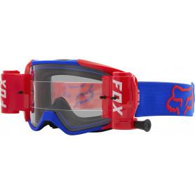 masque-cross-fox-vue-stray-roll-off-bleu-rouge