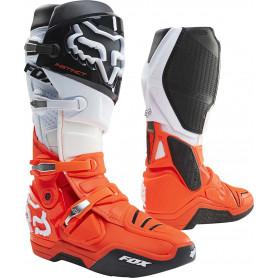 bottes-moto-cross-fox-instinct-noir-blanc-orange