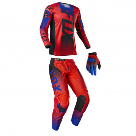 tenue-motocross-fox-180-oktiv-rouge-fluo-21