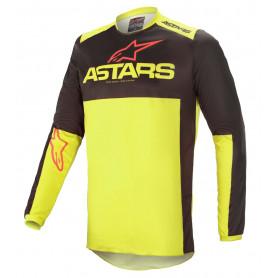 maillot-cross-alpinestars-fluid-tripple-noir-jaune-21