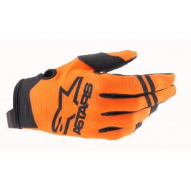 gants-moto-cross-alpinestars-radar-orange-noir-21