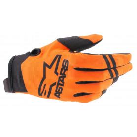 gants-moto-cross-alpinestars-enfant-radar-orange-noir-21