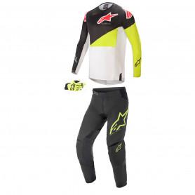 tenue-motocross-alpinestars-techstar-factory-noire-jaune-fluo-blanche-21
