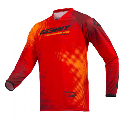 maillot-cross-kenny-performance-paradise-rouge-20