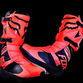 bottes-moto-cross-fox-comp-oranges-noires