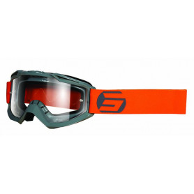 masque-cross-shot-assault-symbol-gris-orange-brillant