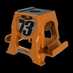 support-smartphone-acerbis-orange