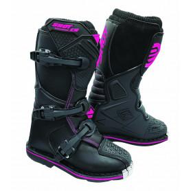 bottes-moto-cross-shot-k10-20-noir-rose