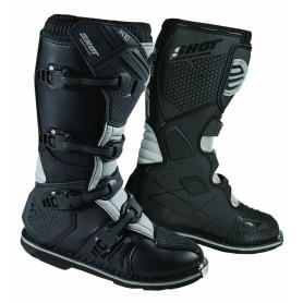 bottes-moto-cross-shot-x10-20-noir-gris