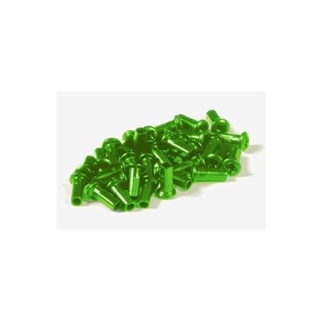 Jeu de 32 Tetes de Rayon CNC YCF Green