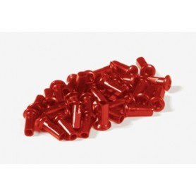 Jeu de 32 Tetes de Rayon CNC YCF Red