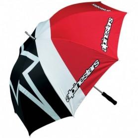 Parapluie ALPINESTARS Black Red