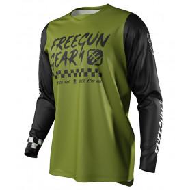 maillot-cross-freegun-enfant-devo-speed-kaki-21