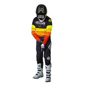 tenue-motocross-freegun-devo-stripe-rouge-jaune-fluo-21
