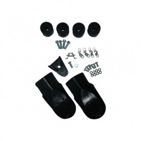 Kit Patin Teflon Supermotard YCF