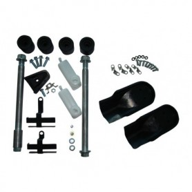 Kit Complet Protection Teflon Supermotard YCF