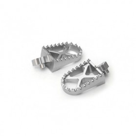 Repose Pied Aluminium YCF Silver