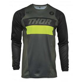 maillot-cross-thor-pulse-racer-kaki-noir-jaune-21