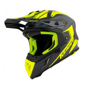 casque-cross-kenny-titanium-carbone-graphic-jaune-fluo
