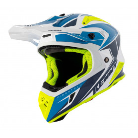 casque-cross-kenny-titanium-graphic-bleu-blanc-jaune-fluo