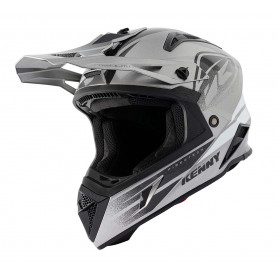 casque-cross-kenny-titanium-graphic-gris-noir