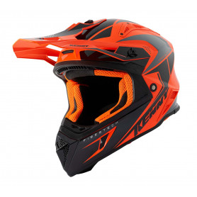 casque-cross-kenny-titanium-graphic-orange-noir