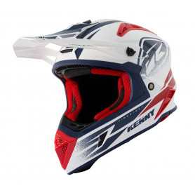 casque-cross-kenny-titanium-graphic-patriot