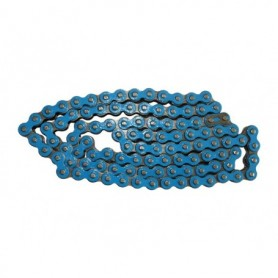 Chaîne Renforcée 420 YCF 110 Maillons Blue
