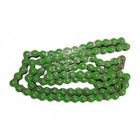 Chaîne Renforcée 420 YCF 110 Maillons Green