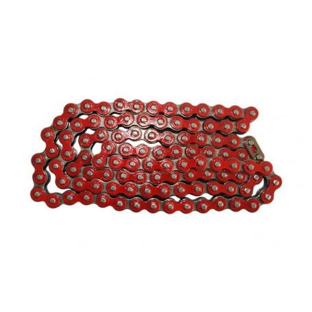 Chaîne Renforcée 420 YCF 110 Maillons Red