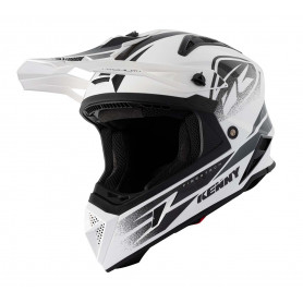 casque-cross-kenny-titanium-graphic-blanc-noir