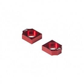 Tendeur de Chaîne CNC Diamètre 15 Pour Bras Acier YCF Red