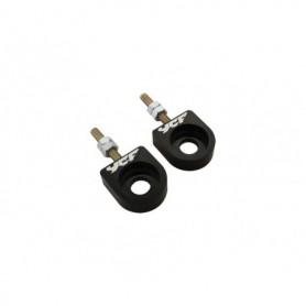 Tendeur de Chaîne CNC Diamètre 12 Pour Bras Cantilever YCF Black