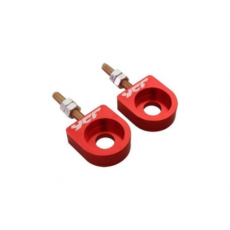 Tendeur de Chaîne CNC Diamètre 12 Pour Bras Cantilever YCF Red