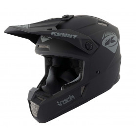 casque-cross-kenny-track-solid-noir