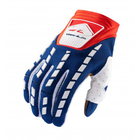 gants-moto-cross-kenny-titanium-bleu-rouge