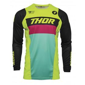 maillot-cross-thor-enfant-pulse-racer-acide-noir-21