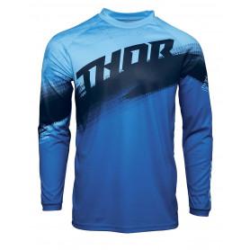 maillot-cross-thor-enfant-sector-vapor-bleu-bleu-nuit-21