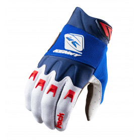 gants-moto-cross-kenny-track-bleu-blanc-rouge