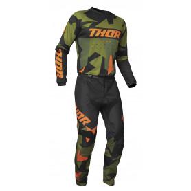 tenue-motocross-thor-enfant-sector-warship-vert-orange-21