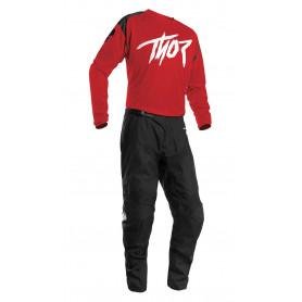 tenue-motocross-thor-enfant-sector-link-rouge-21