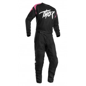 tenue-motocross-thor-enfant-sector-link-rose-21