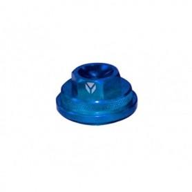 Paire de Cache Soupape pour YCF 88-125 Semi Automatique + 125 Démarrage Point Mort Blue