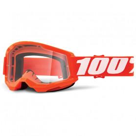 masque-cross-100-strata-20-orange-clair-enfant