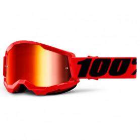 masque-cross-100-strata-20-rouge-iridium-rouge