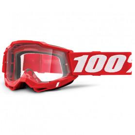 masque-cross-100-accuri-20-rouge-clair