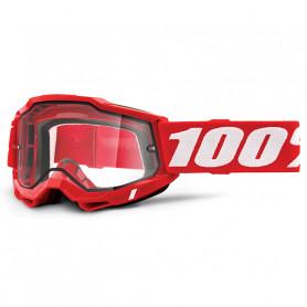 masque-cross-100-accuri-20-enduro-rouge-clair